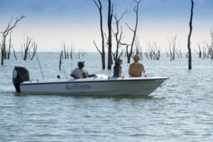 bumi hills safari lodge boating