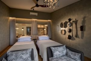 bumi hills safari lodge twin room