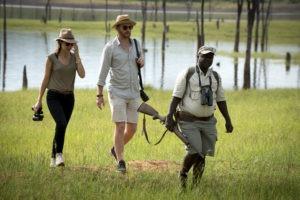 bumi hills safari lodge walking