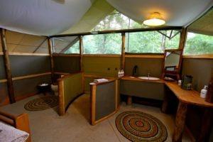 ishasha wilderness camp uganda bathroom