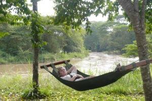 ishasha wilderness camp uganda hammock