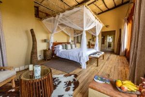 kyambura gorge lodge uganda bedroom