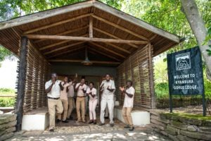 kyambura gorge lodge uganda welcome