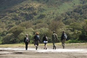 rift valley trekking tanzania crater0guests