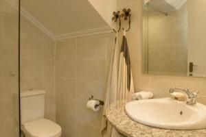 Apartment bathroom a