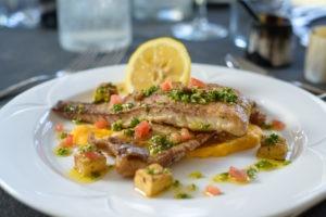 Food Fish Close Up