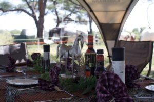 Ride Zimbabwe Dining Table