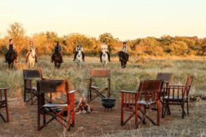 Ride Zimbabwe campfire